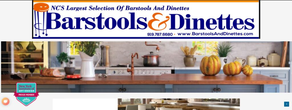 BARSTOOS & DINETTES IN RALEIGH